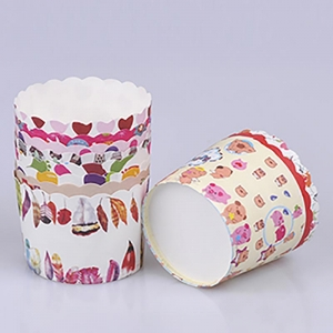 Baking paper cup wholesale