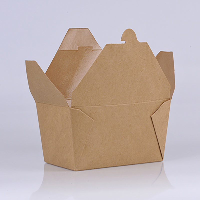Craft Paper Container